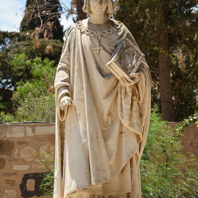 Statue - Saint-louis