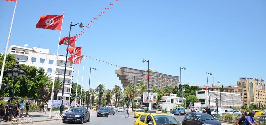 Tunis, la belle aux pieds dans l'eau