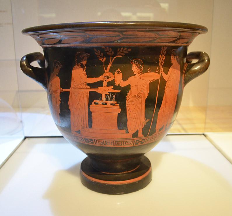 Vase grec