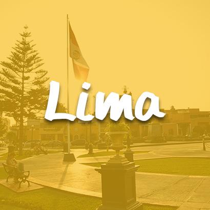 Découvrez la ville de Lima